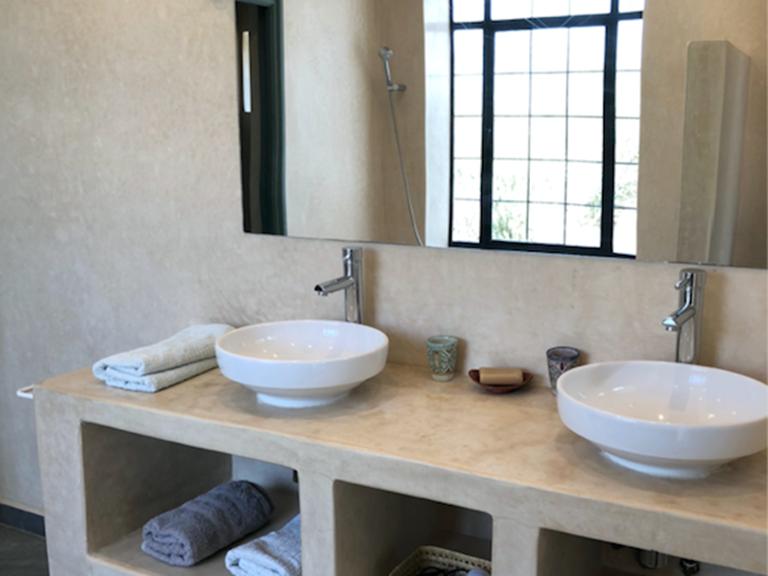 dar céleste -Essaouira - salle de bain
