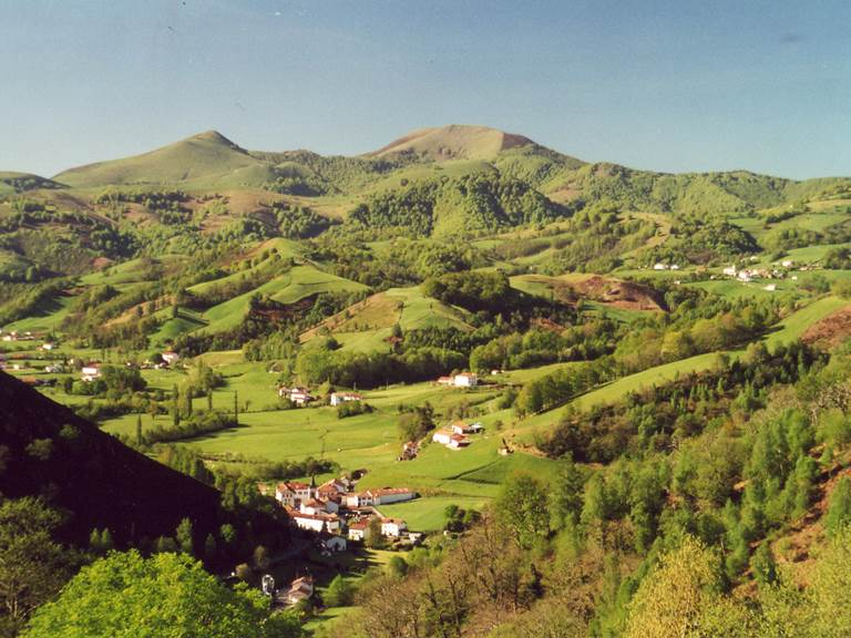 Idiartekoborda_village basque
