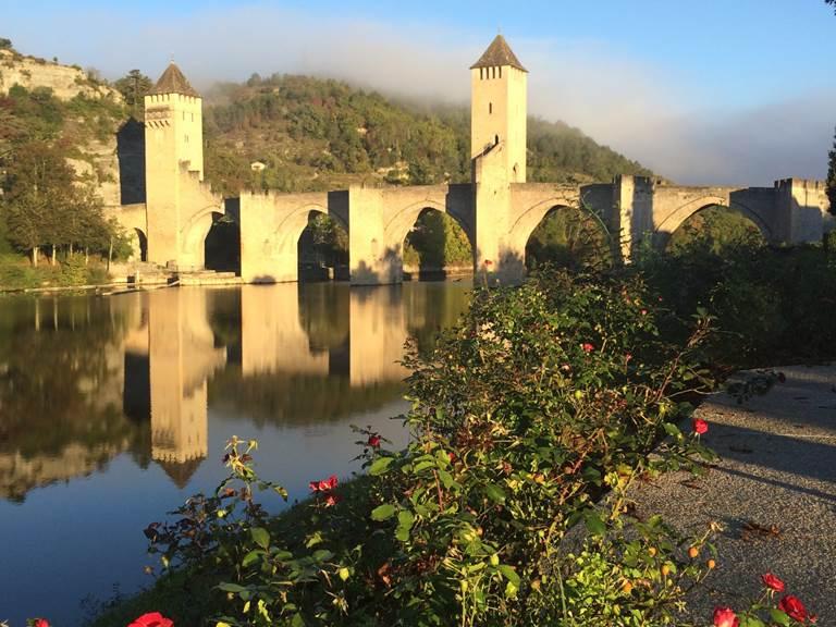 Cahors - Pont Valentré © Lot Tourisme C