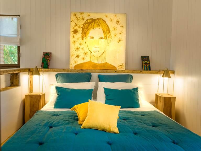 riad Baoussala Essaouira - Suite Taabiha - chambre
