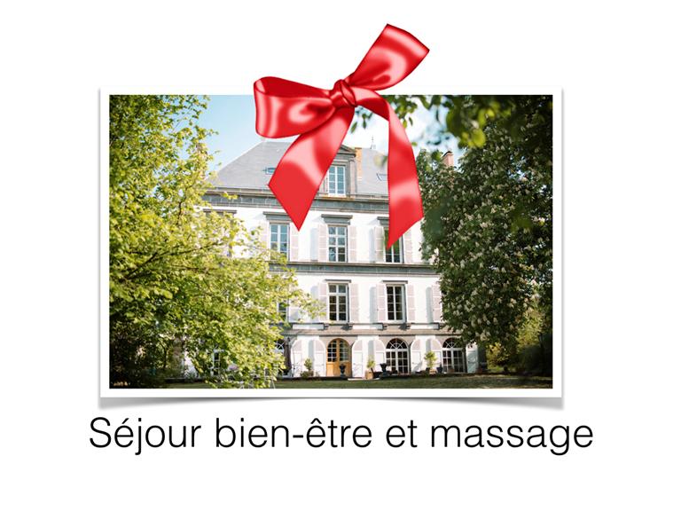 Séjour bien-etre et massage
