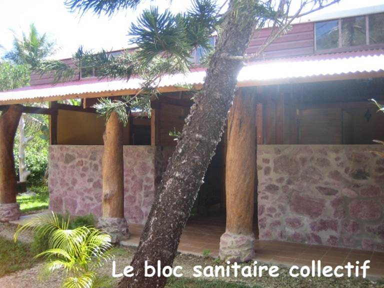 Sanitaires collectifs