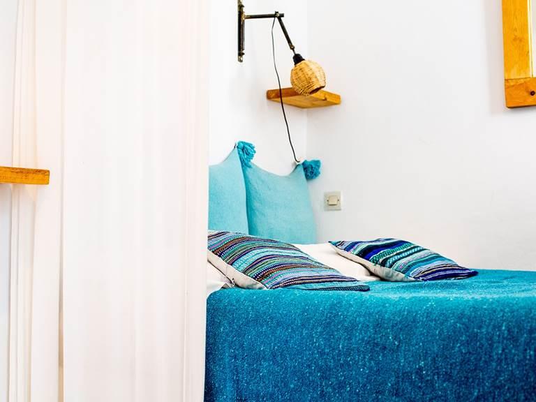 Chambre double Hôtel Emeraude Essaouira