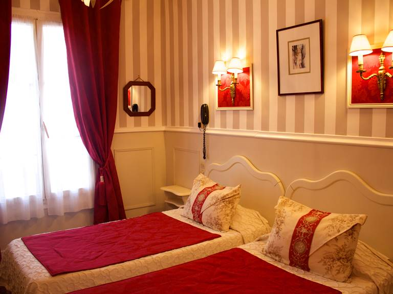 Hotel Chopin Paris Opera