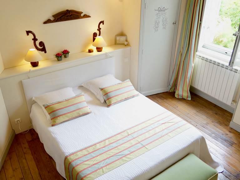 La chambre d'hôtes Verveine à la Rougeanne, à Carcassonne, Canal du Midi en Pays Cathare