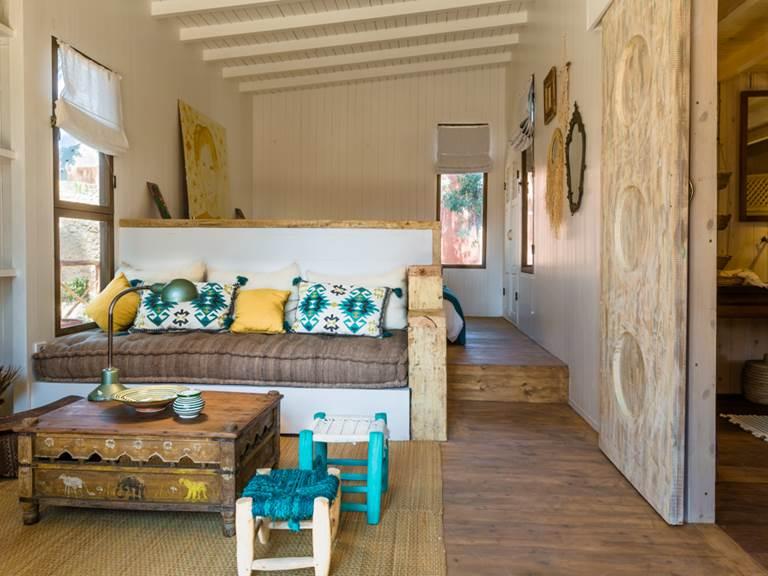 riad Baoussala Essaouira - Suite Taabiha - salon