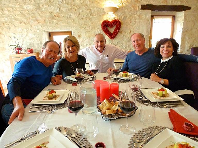 Table d'hôtes à Côté Granges