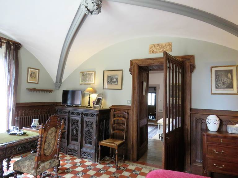 Château de Crocq, suite Cornudet.
