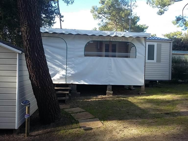 Mobil-Home Telline - Camping Les Pins d'Oléron - Ile d'Oléron