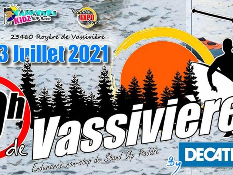 Capture 10H de Vassivière avec Decathlon Limoges 3 juillet 2021