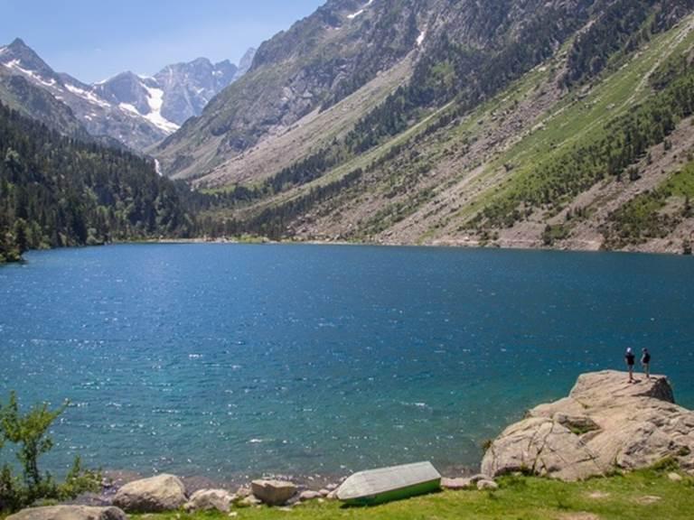 Lac gaube-OT Cauterets