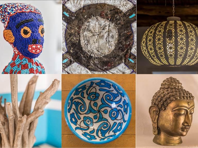 riad Baoussala Essaouira - suite Marabout - détails et ambiance