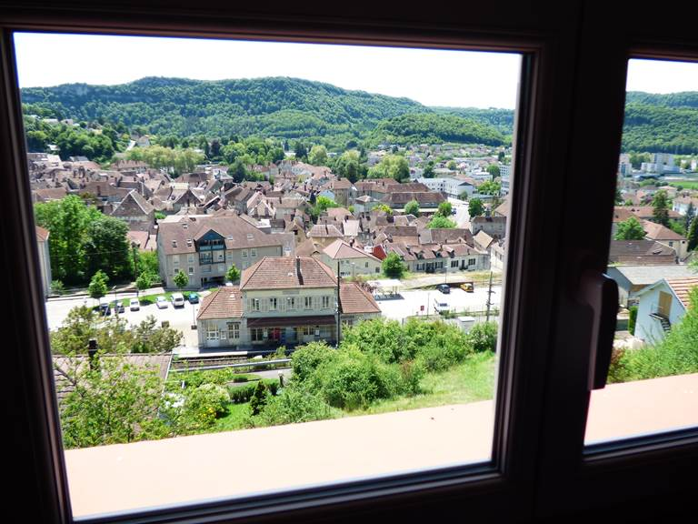 Chambre Eloïse 11 Chambres d'hôtes La colline aux Yeux Doubs