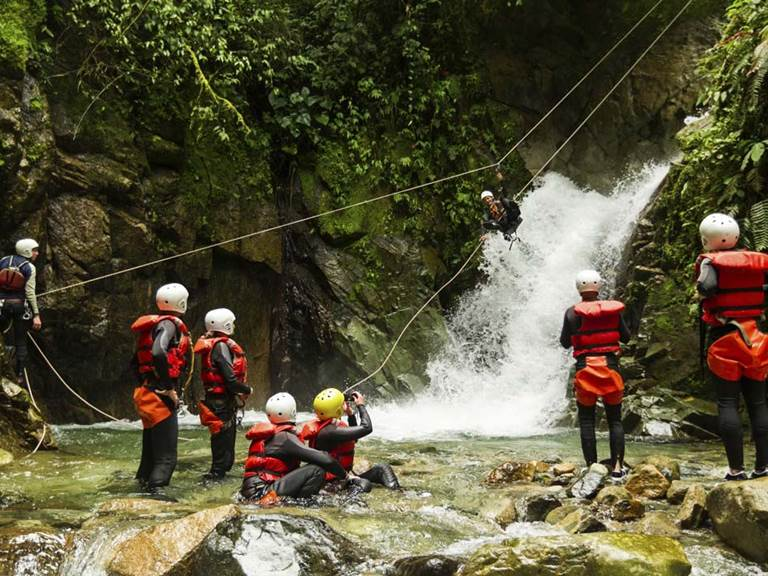 Canyoning-pyrenees-orientales