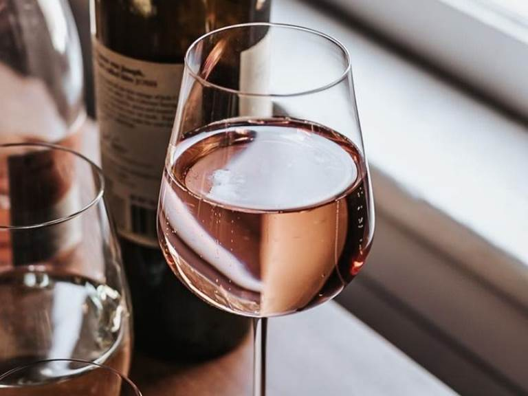 Dégustation vin français