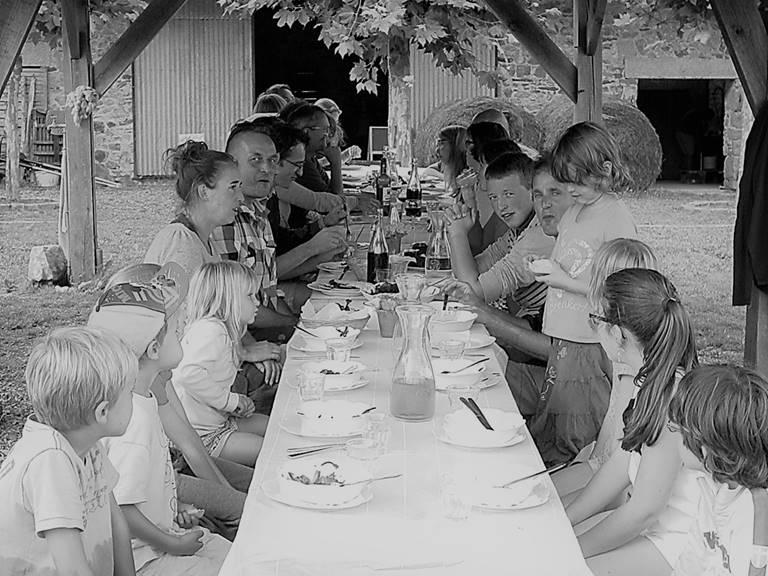 table accueil paysan