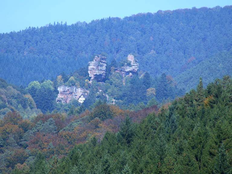 Le château du Windstein