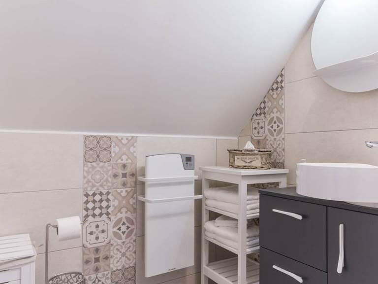 maisonnette salle d'eau