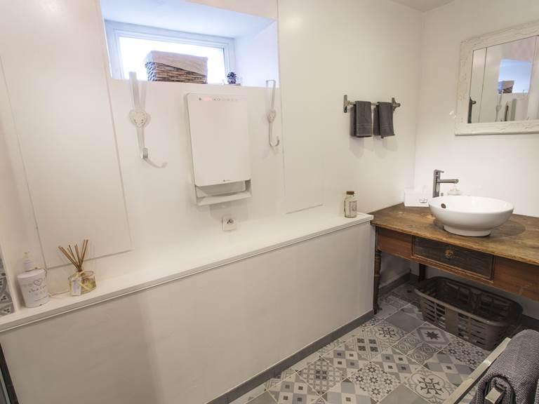 Salle de bain Ecurie