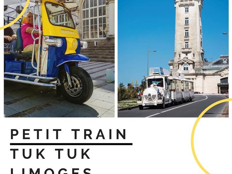 Offre groupes 2020 Petit train tuktuk