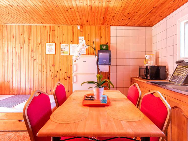 séjour bungalow Standard