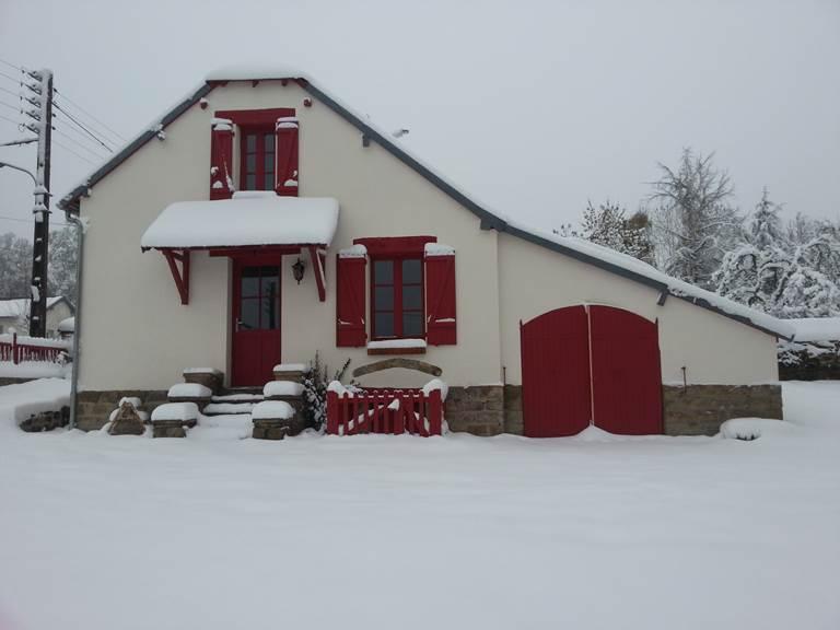 Villa Les Charmilles 12-15 personnes à Royère-de-Vassivière - pavillon