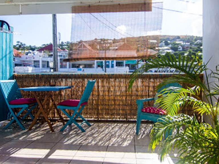 terrasse privée ch 114