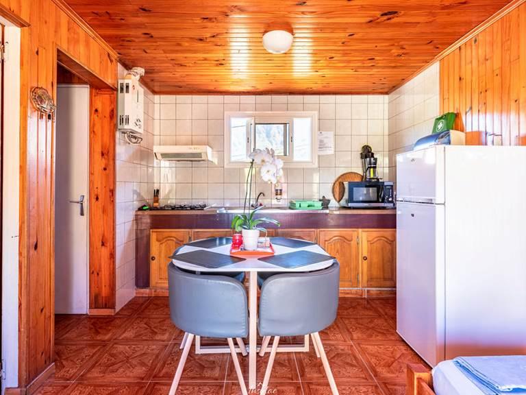 kichenette bungalow standard