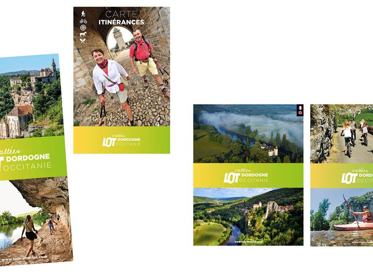 éditions guide Lot tourisme 2018