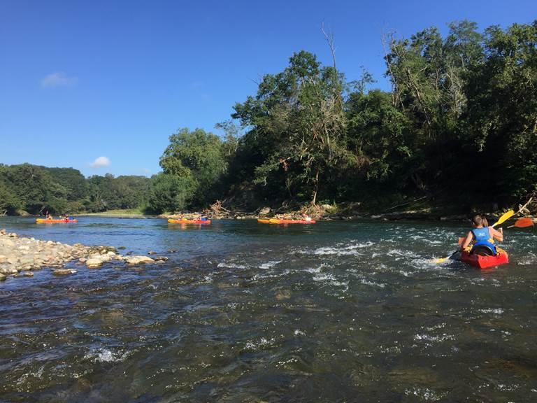 2XAventures-descente-canoe-eau-vive
