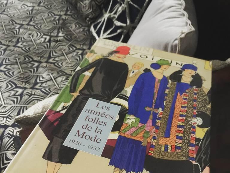 inspiration pour le prochain festival, venez feuilleter le livre à La Maison  Garnier