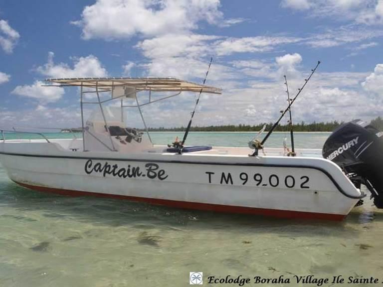 Pêche Sportive Boraha VIllage Ile Ste Marie Madagascar 06