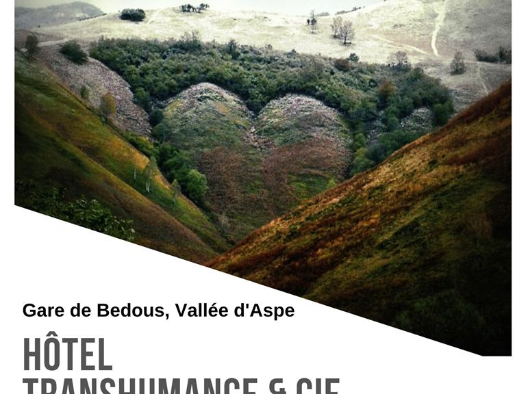 livret d'accueil Hôtel Transhumance & cie