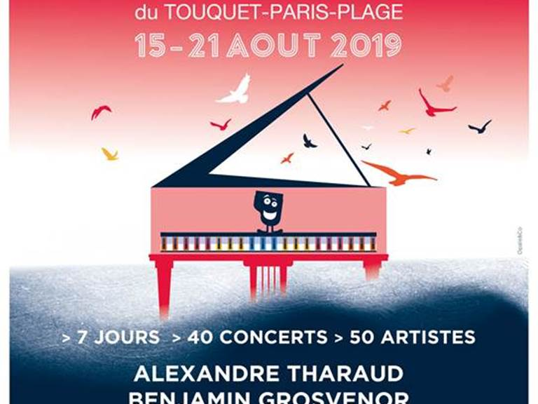 Piano Folies 2019 Le Touquet