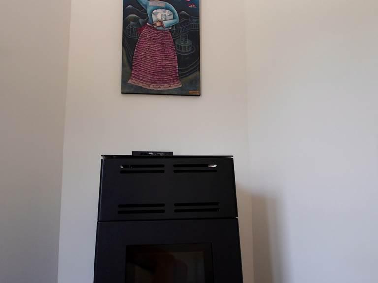Bugada poele et tableau Valentina