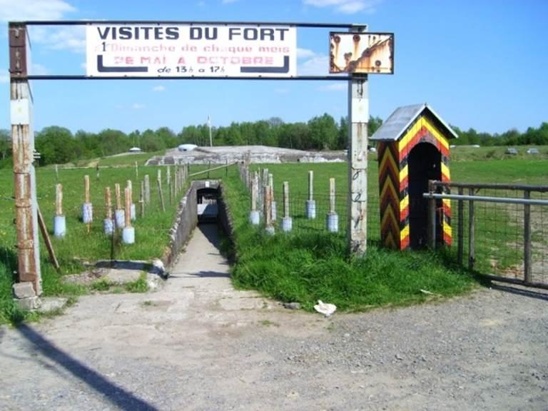 Visites du Fort