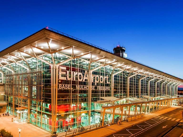 airport basel Mulhouse Shuttle 001
