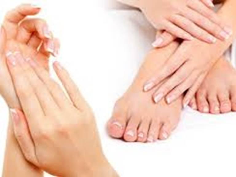beaute mains pieds