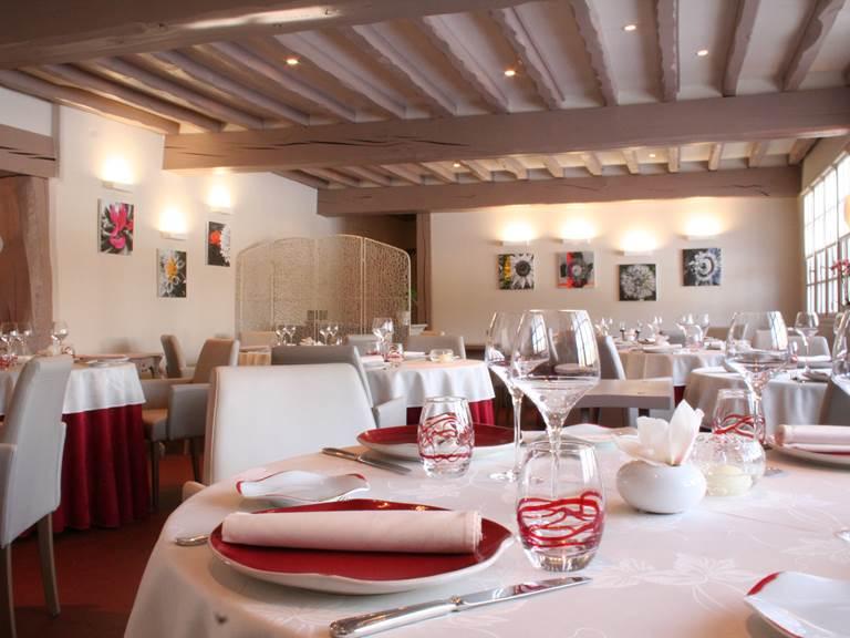 Restaurant Pierre Caillet, Le Bec au Cauchois