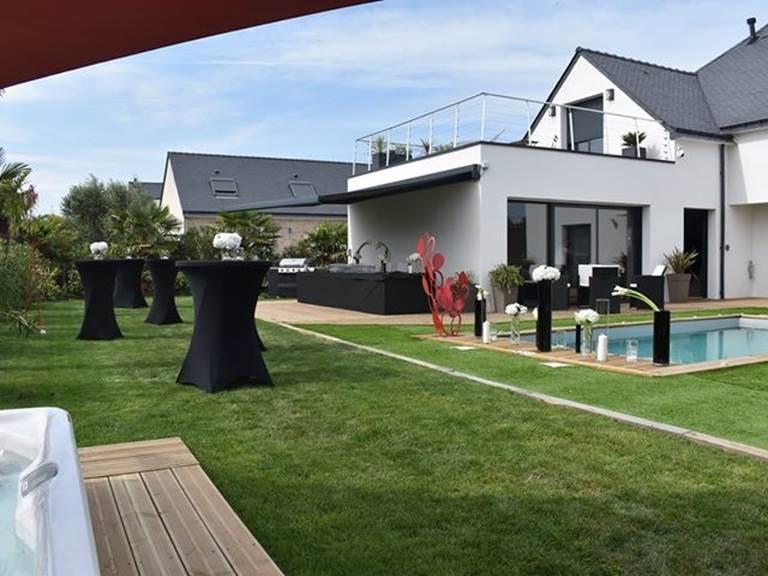 villa charles & ashton extérieur piscine terrasse
