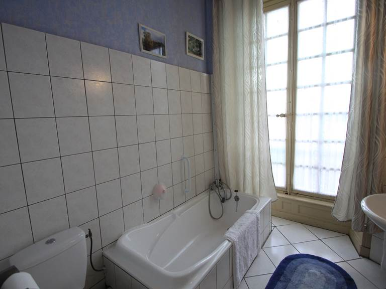 Salle de bain suite l'Orangerie