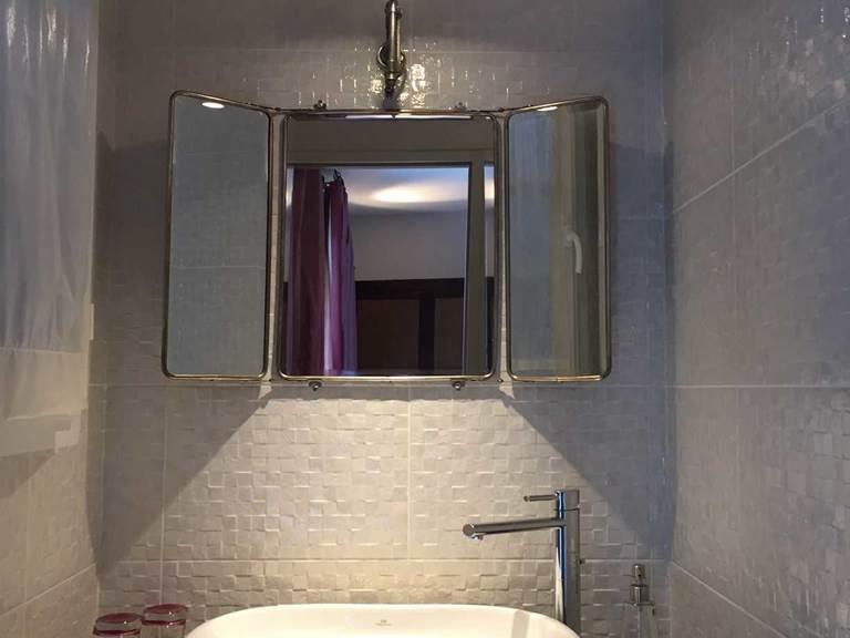 Salle d'eau Chambre Touline - Une Escale à Pornic