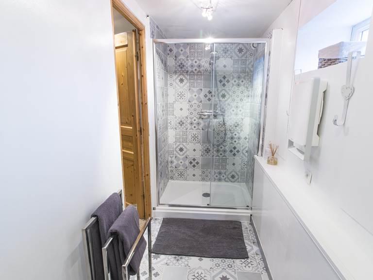 Salle de bain de l'Ecurie
