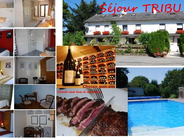 Séjour TRIBU, retrouvailles, privatisation vacances en France