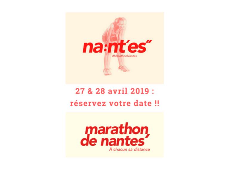 marathon de nantes 27-28 avril 2019