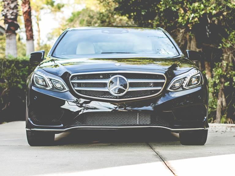 Berline Mercedes