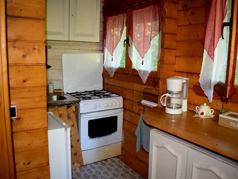 cuisine chalet