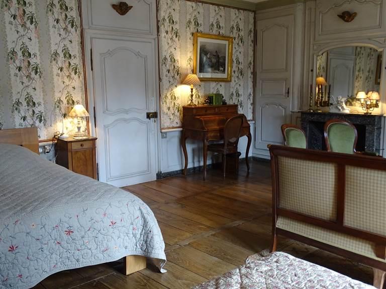 Château de Crocq, chambre De La Redorte