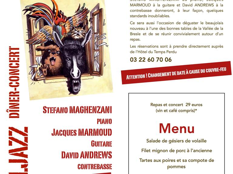 Presse BEAUJOLJAZZ 2020
