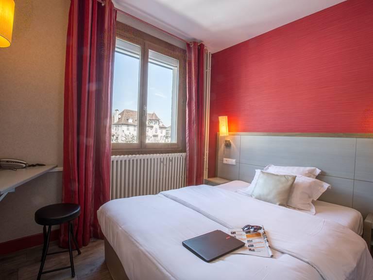 Chambre Eco Logis Hotel Relais de Vellinus Beaulieu-sur-Dordogne